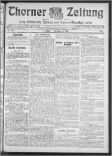 Thorner Zeitung 1911, Nr. 117 1 Blatt