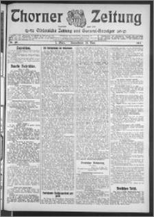 Thorner Zeitung 1911, Nr. 118 1 Blatt