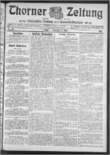 Thorner Zeitung 1911, Nr. 119 1 Blatt