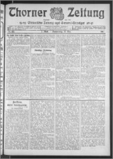 Thorner Zeitung 1911, Nr. 122 2 Blatt