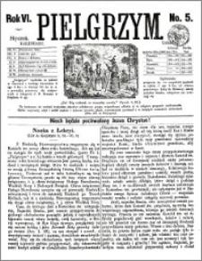 Pielgrzym, pismo religijne dla ludu 1874 nr 5