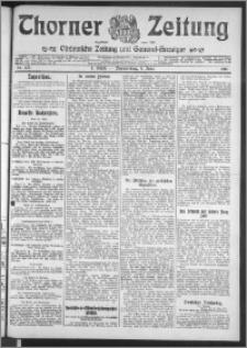Thorner Zeitung 1911, Nr. 127 1 Blatt