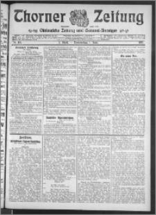 Thorner Zeitung 1911, Nr. 127 2 Blatt