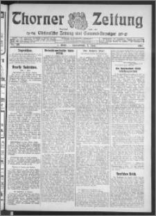 Thorner Zeitung 1911, Nr. 129 1 Blatt