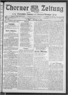 Thorner Zeitung 1911, Nr. 130 1 Blatt