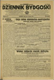 Dziennik Bydgoski, 1931, R.25, nr 69