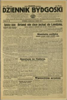 Dziennik Bydgoski, 1931, R.25, nr 81