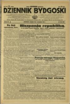 Dziennik Bydgoski, 1931, R.25, nr 87