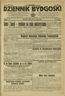 Dziennik Bydgoski, 1931, R.25, nr 91