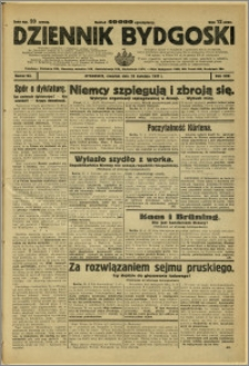 Dziennik Bydgoski, 1931, R.25, nr 93