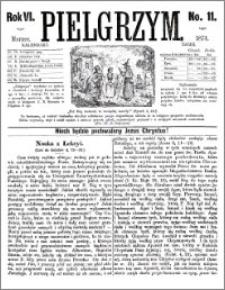 Pielgrzym, pismo religijne dla ludu 1874 nr 11