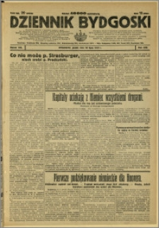 Dziennik Bydgoski, 1931, R.25, nr 156