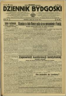 Dziennik Bydgoski, 1931, R.25, nr 163