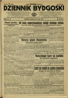 Dziennik Bydgoski, 1931, R.25, nr 167