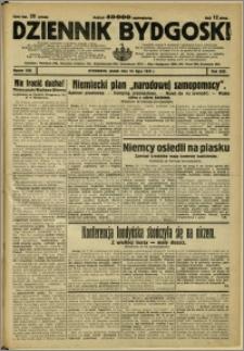 Dziennik Bydgoski, 1931, R.25, nr 168