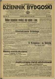 Dziennik Bydgoski, 1931, R.25, nr 169