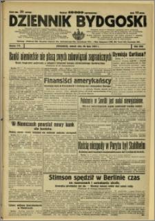 Dziennik Bydgoski, 1931, R.25, nr 171