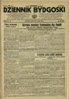 Dziennik Bydgoski, 1931, R.25, nr 174
