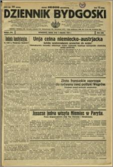Dziennik Bydgoski, 1931, R.25, nr 175