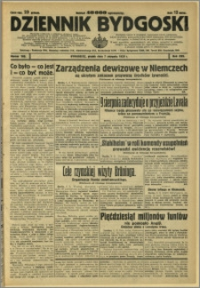 Dziennik Bydgoski, 1931, R.25, nr 180