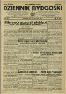 Dziennik Bydgoski, 1931, R.25, nr 183