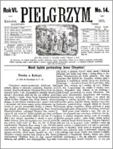 Pielgrzym, pismo religijne dla ludu 1874 nr 14