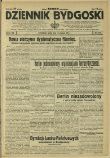 Dziennik Bydgoski, 1931, R.25, nr 186