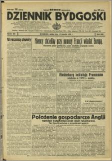 Dziennik Bydgoski, 1931, R.25, nr 187