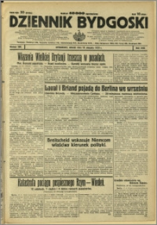 Dziennik Bydgoski, 1931, R.25, nr 188