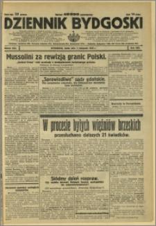 Dziennik Bydgoski, 1931, R.25, nr 255