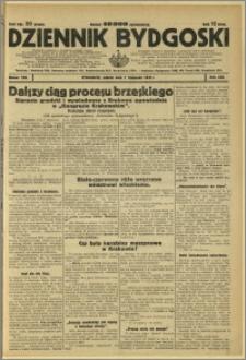 Dziennik Bydgoski, 1931, R.25, nr 258