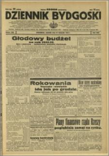Dziennik Bydgoski, 1931, R.25, nr 262
