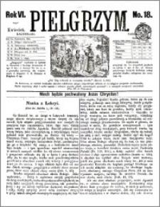 Pielgrzym, pismo religijne dla ludu 1874 nr 18