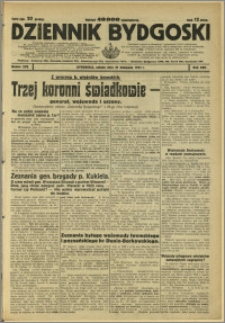 Dziennik Bydgoski, 1931, R.25, nr 270