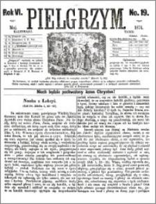 Pielgrzym, pismo religijne dla ludu 1874 nr 19