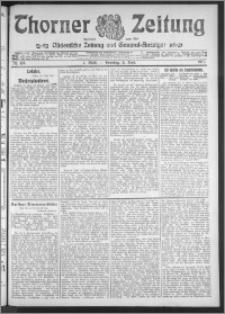 Thorner Zeitung 1911, Nr. 135 2 Blatt