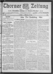 Thorner Zeitung 1911, Nr. 137 1 Blatt