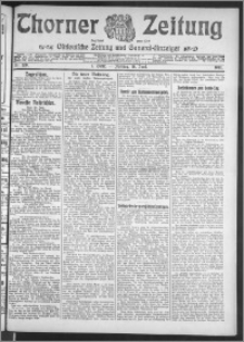 Thorner Zeitung 1911, Nr. 139 1 Blatt