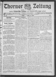 Thorner Zeitung 1911, Nr. 145 1 Blatt