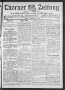 Thorner Zeitung 1911, Nr. 146 1 Blatt