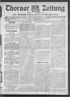 Thorner Zeitung 1911, Nr. 148 1 Blatt