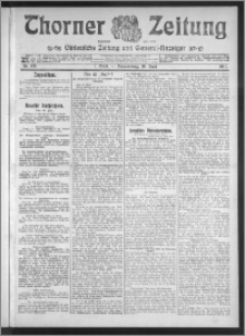 Thorner Zeitung 1911, Nr. 150 1 Blatt