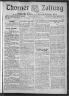 Thorner Zeitung 1911, Nr. 152 1 Blatt