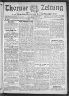 Thorner Zeitung 1911, Nr. 154 1 Blatt
