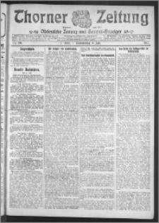 Thorner Zeitung 1911, Nr. 156 1 Blatt
