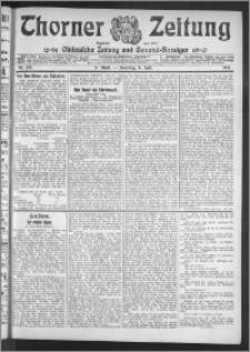 Thorner Zeitung 1911, Nr. 159 3 Blatt