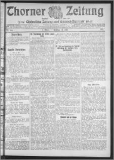 Thorner Zeitung 1911, Nr. 163 1 Blatt