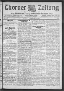 Thorner Zeitung 1911, Nr. 164 1 Blatt