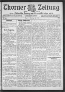 Thorner Zeitung 1911, Nr. 165 1 Blatt