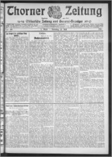 Thorner Zeitung 1911, Nr. 165 2 Blatt